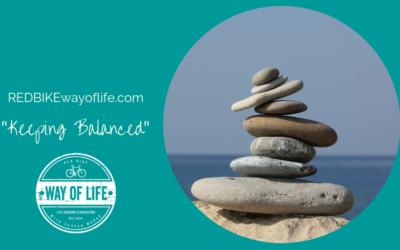 13 ways to keeping balanced…